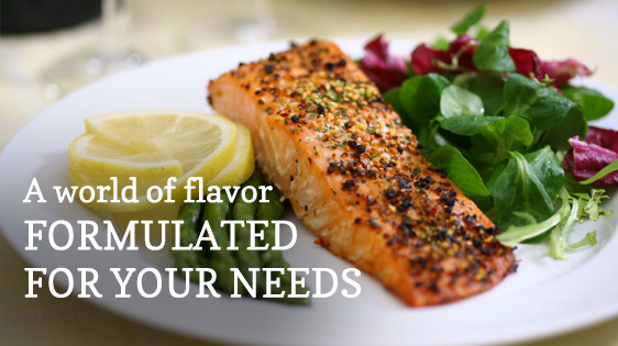 Products - A world of flavor formulated for your needs